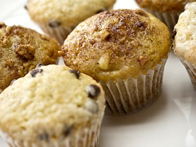 Muffins by Camelot Bakery
